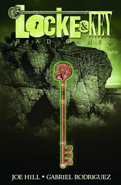 Locke & Key V.2: Head Games Tpb