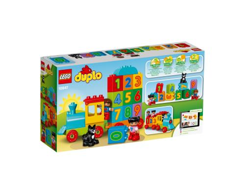 Lego® 10847 Des Le Duplo® Train Chiffres thrsQdC