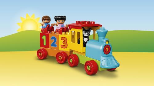 Lego® Chiffres 10847 Duplo® Train Le Des 7yYf6bgvI