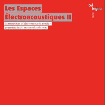 Chefs d'œuvre de la musique électroacoustique