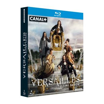 VersaillesVersailles Saison 3 Blu-ray