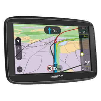 Tomtom Via 52 + Safety Cams 1 jaar