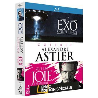 Coffret Alexandre Astier Edition Fnac Blu-ray