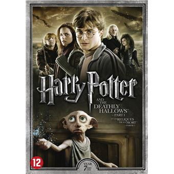 HARRY POTTER 7.1:DEATHLY HALLOWS P1-BIL