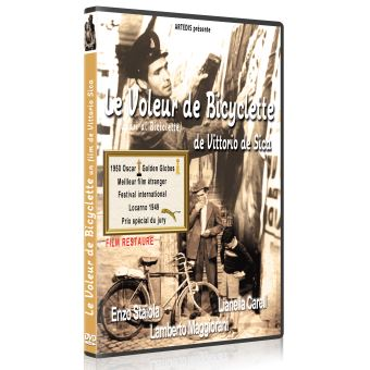Le voleur de bicyclette DVD