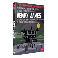 Henry James - Coffret 2 DVD