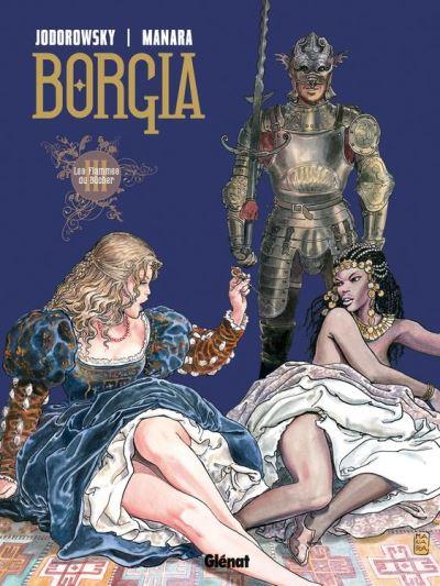Borgia - Tome 03 - Les flammes du bûcher - 9782331032691 - 7,99 €