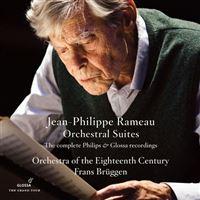 Rameau: orchestral suites (4cd)