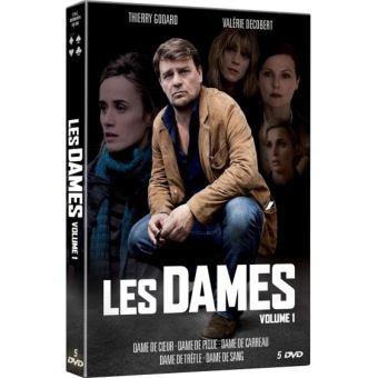 Les DamesCoffret Les Dames Volume 1 DVD
