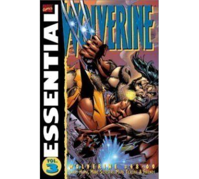 Essential wolverine,3