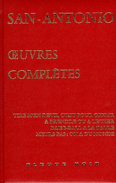 San Antonio - Oeuvres complètes, tome 22