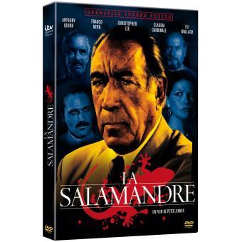 La Salamandre DVD