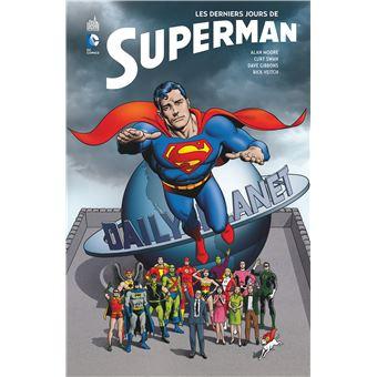 SupermanLes derniers jours de Superman