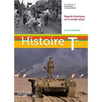 Histoire Tles Es L Livre Eleve Grand Format