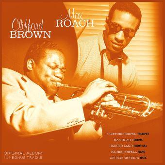CLIFFORD BROWN & MAX ROACH/LP