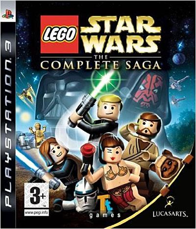 Lego Star Wars Complete Saga PS3
