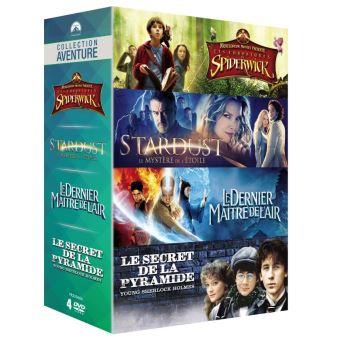 Coffret Jeunnesse 4 Films DVD