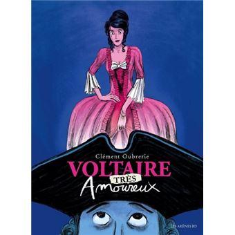 Voltaire amoureuxVoltaire très amoureux