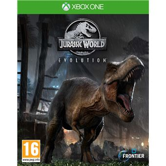jurassic world evolution xbox one jeux vid o achat prix fnac. Black Bedroom Furniture Sets. Home Design Ideas