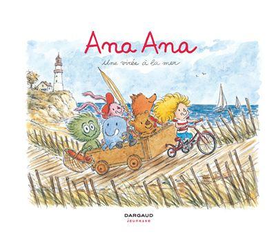 Ana Ana - Une virée à la mer