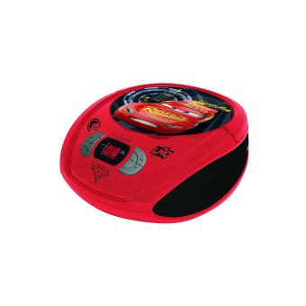 lecteur radio cd cars 3 disney jouet multim dia achat prix fnac. Black Bedroom Furniture Sets. Home Design Ideas