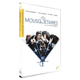Les trois mousquetaires d'Alexandre DumasLES TROIS MOUSQUETAIRES-FR