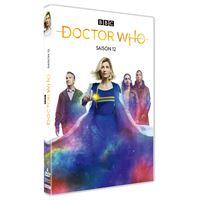 Coffret Doctor Who Saison 12 DVD