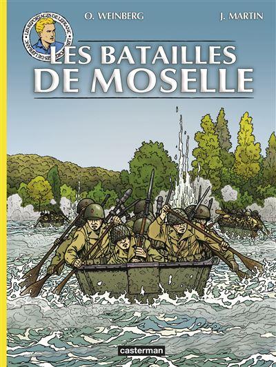 Les guerres de Moselle