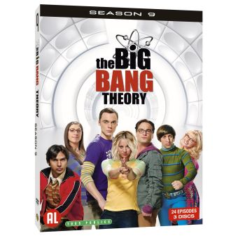 The Big Bang TheoryThe Big Bang Theory Saison 9 DVD