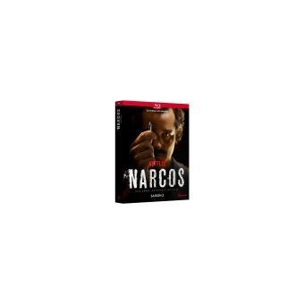 NarcosNarcos Saison 2 Blu-ray