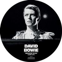 Breaking Glass Live EP Picture Disc