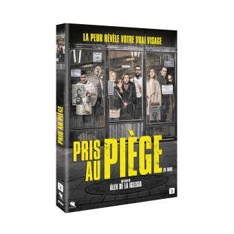 Pris au piège Edition Fourreau DVD