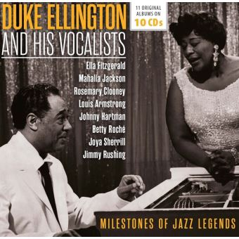 MILETONES OF JAZZ LEGENDS/10CD
