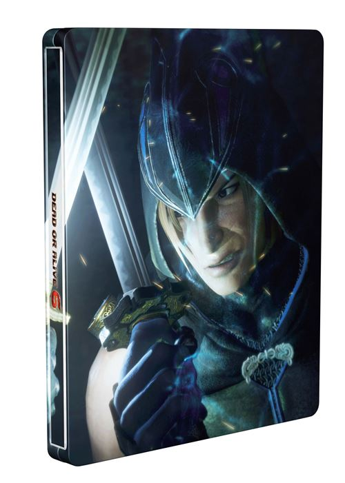 Steelbook Dead or Alive Xbox One