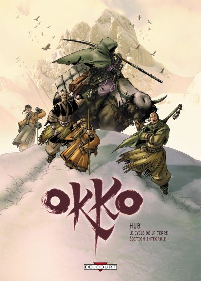 Okko le cycle de terre Intégrale (T03 à T04)