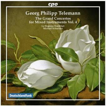 Telemann : Concertos pour instruments variés Volume 4