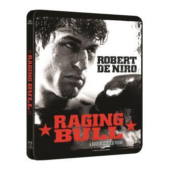 Raging Bull Edition limitée Steelbook Blu-ray