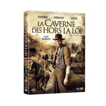 La caverne des hors-la-loi Combo Blu-ray + DVD