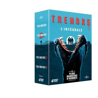 TremorsL'intégrale DVD