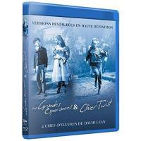 Les grandes espérances - Oliver Twist Coffret 2 Blu-Ray