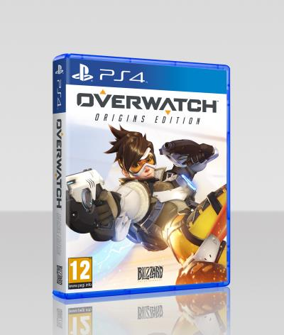 Overwatch Origins Edition PS4