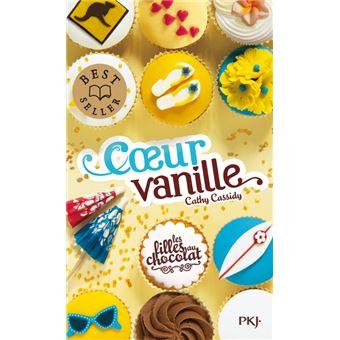 Les filles au chocolatLes filles au chocolat - tome 5 Coeur vanille