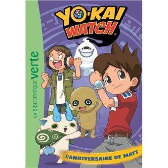Yokaï WatchYo-kai Watch 17 - L'anniversaire de Matt