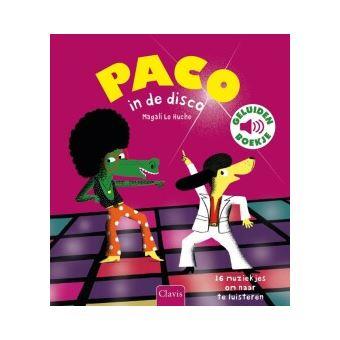 GeluidenboekjesPaco in de disco