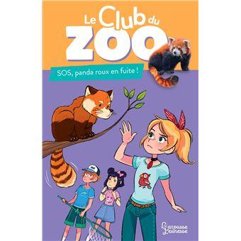 Le club du zooSOS panda roux en fuite