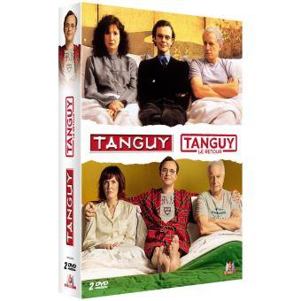 TanguyCoffret Tanguy et Tanguy, le retour DVD