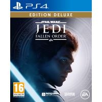 Star Wars Jedi Fallen Order Edition Deluxe PS4