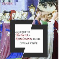 Musique pour fiddle du Moyen-Âge et de la renaissance