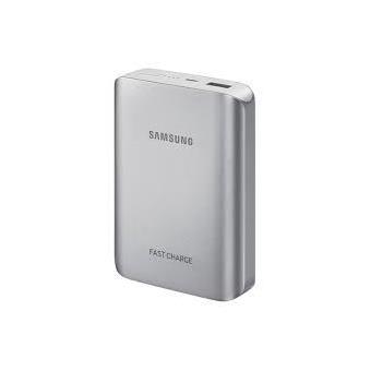 Samsung Powerbank Silver Fast Charge 10.200Mah Micro Usb