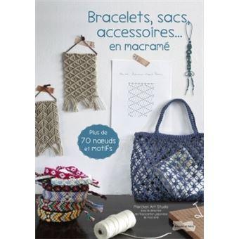 Bracelets Sacs Accessoires En Macrame